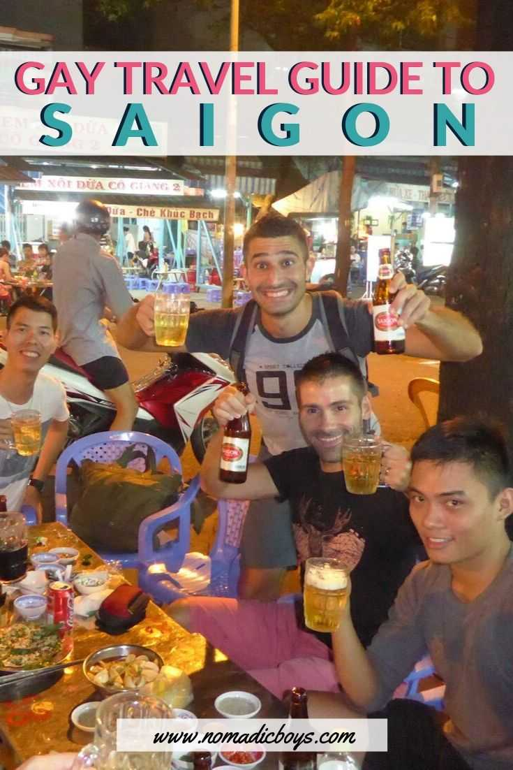 Our complete guide to Saigon's best gay bars, clubs, hotels and things to do