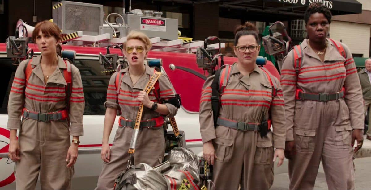 Ghostbusters gay Halloween outfit for women