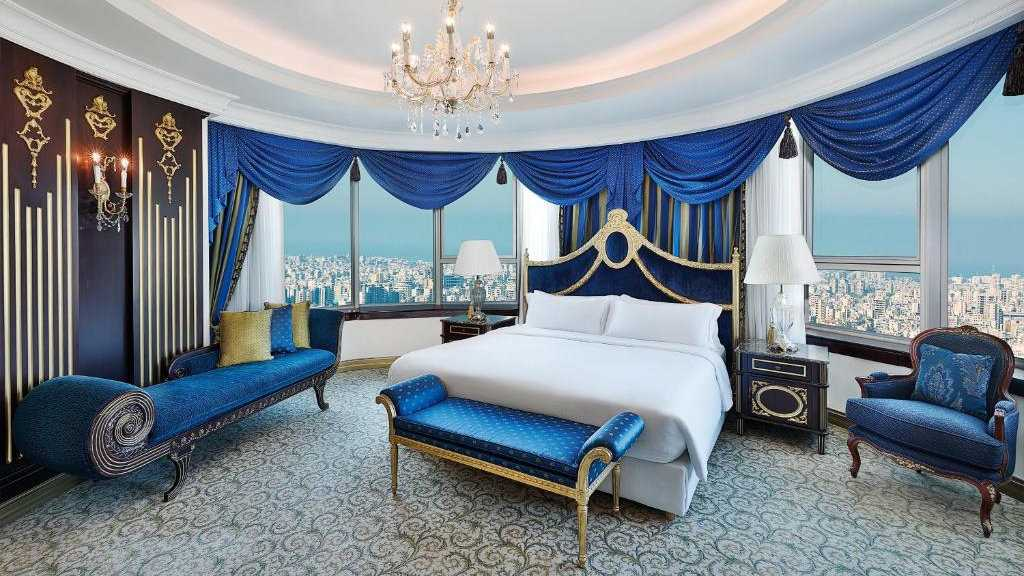 The Hilton Beirut Habtoor Grand is a stunning gay friendly luxury hotel