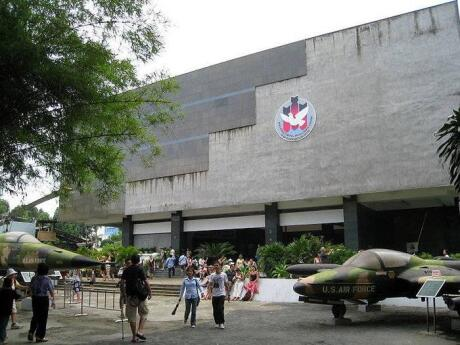 To learn more about the Vietnam War, head to the sobering and informative War Remnants Museum in Saigon