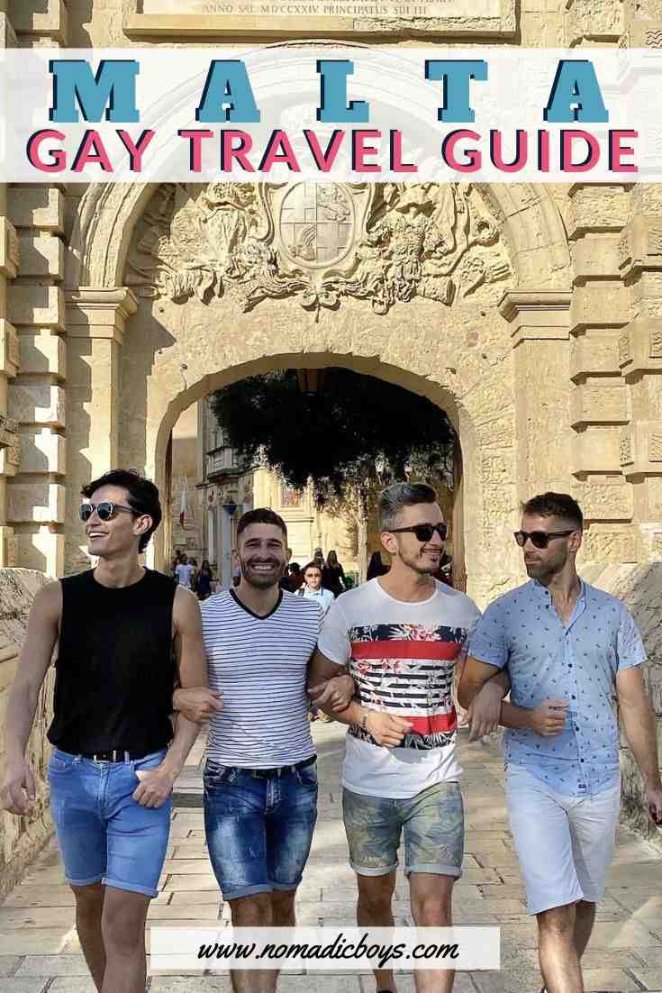 Our complete gay travel guide to the islands of Malta