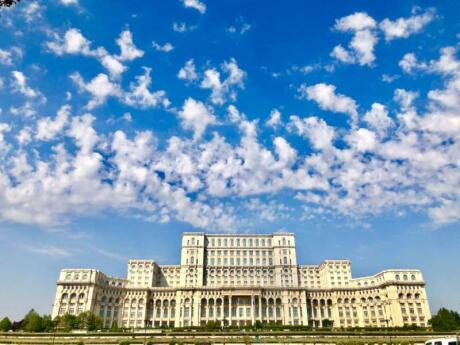Parliament Palace in Bucharest is the second-largest building in the world, and a must-see when visiting the city