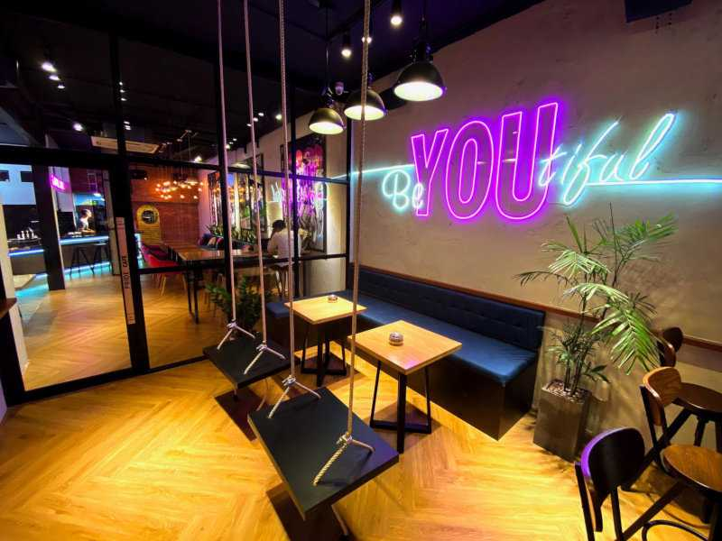 Pride Cafe in Ho Chi Minh City is gay owned and managed plus they serve yummy food and drink!