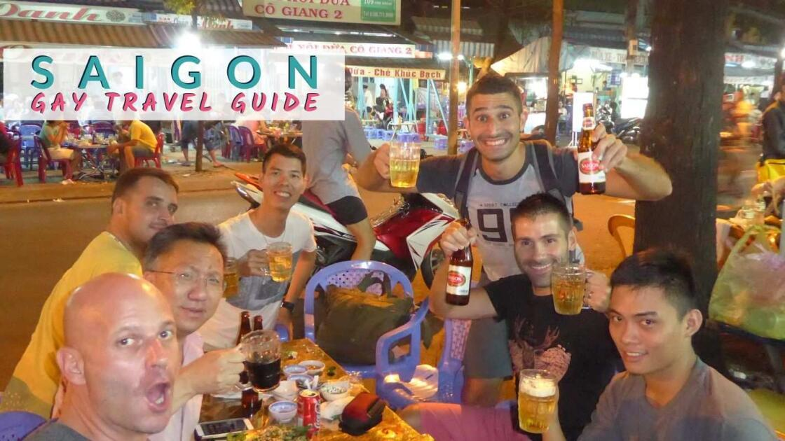 Gay Ho Chi Minh City: guide to the best bars of Saigon, clubs, hotels and more