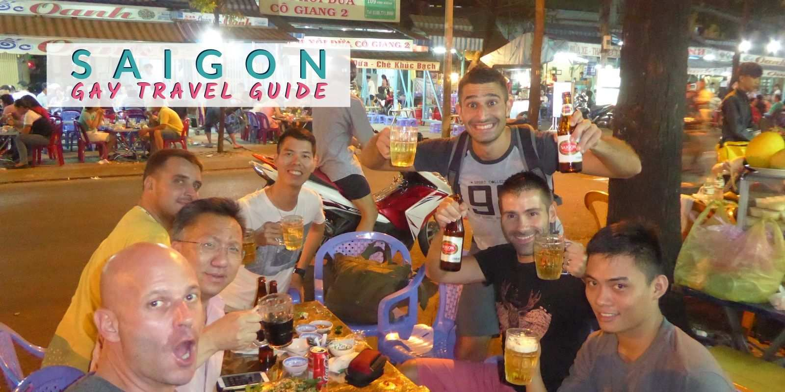 Find out all the best gay hangouts, hotels, bars, clubs and more in Saigon with our complete guide