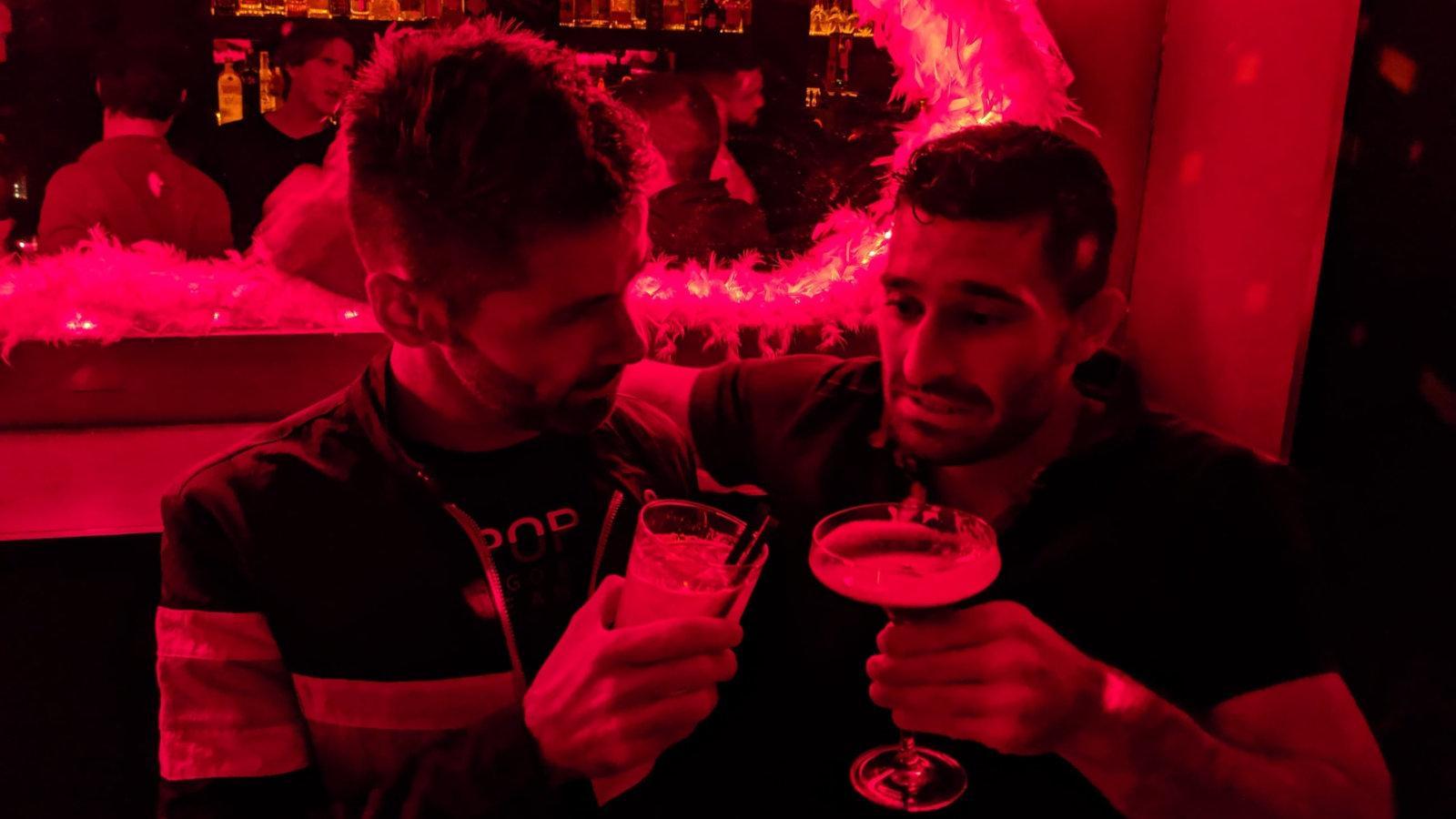 Le succès est le principal bar gay de Tbilissi et certainement une soirée amusante