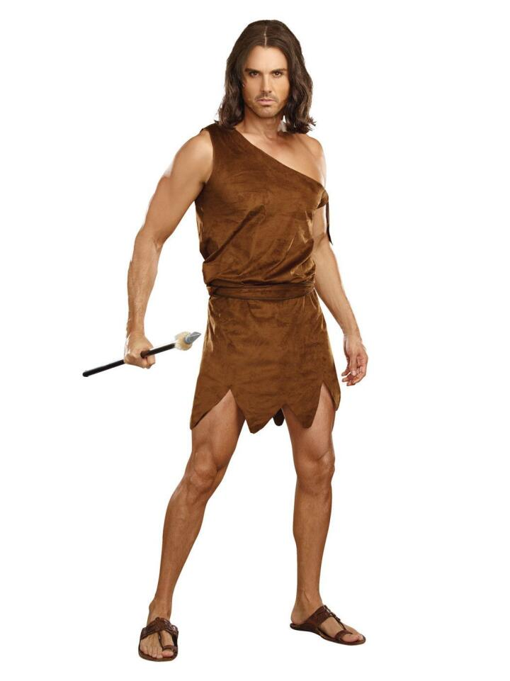 Tarzan outfit for a gay Halloween party