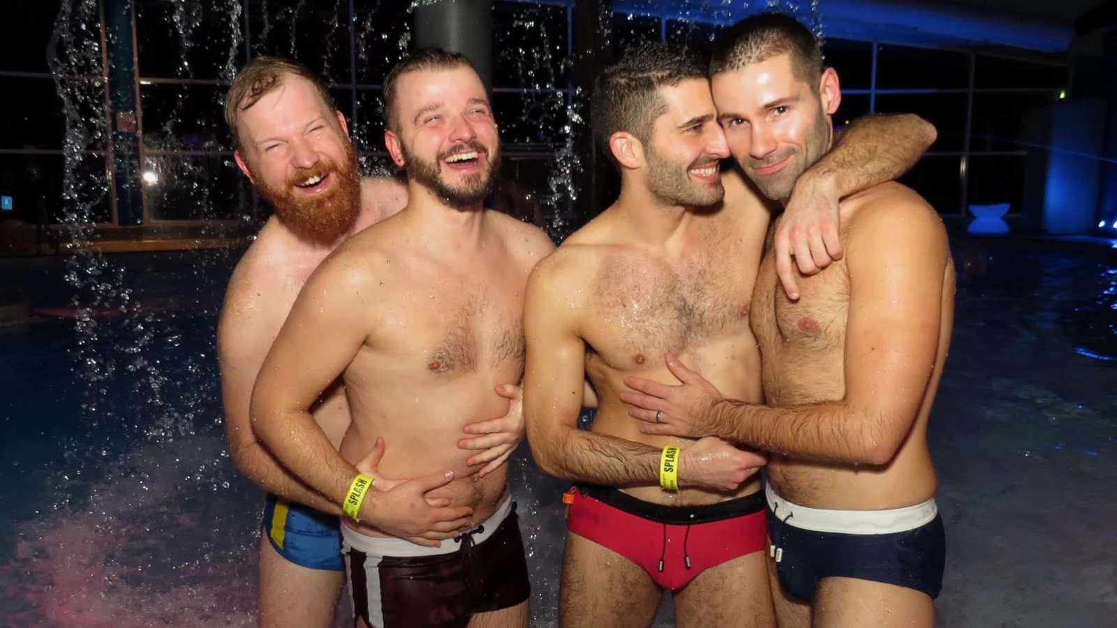 Singapore is home to some discreet gay saunas for a bit of raunchy action in the steam room