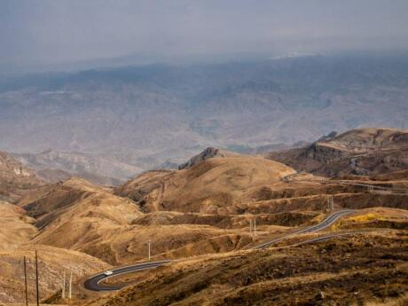 The Alamut Valley region of Iran is both visually beautiful and historically interesting