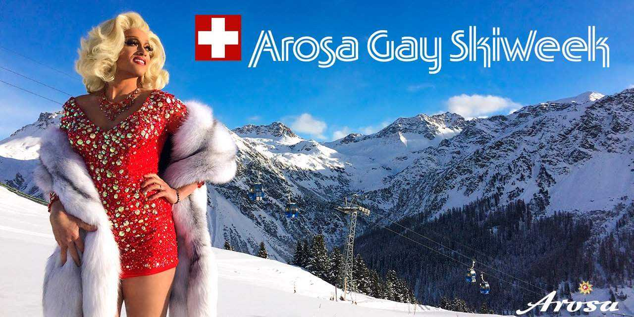 Arosa is a gay friendly ski resort in Switzerland but during the Arosa Gay Ski Week it gets even more fabulous!