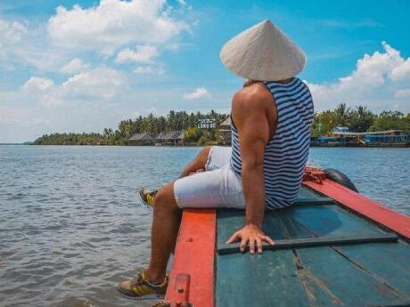 A day trip to the Mekong Delta is a refreshing and fun activity when visiting Saigon