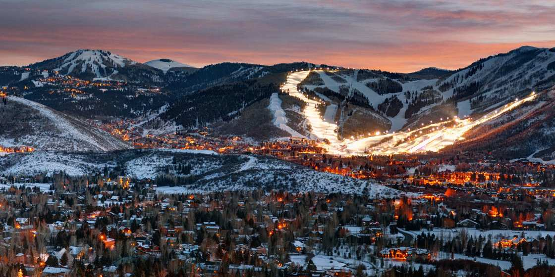 Not far from Salt Lake City, Park City is home to some great ski resorts and also Elevation's Utah Gay Ski Week