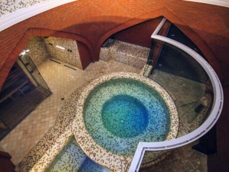 Make sure you experience one of the famous sulfur baths while you're in Tbilisi