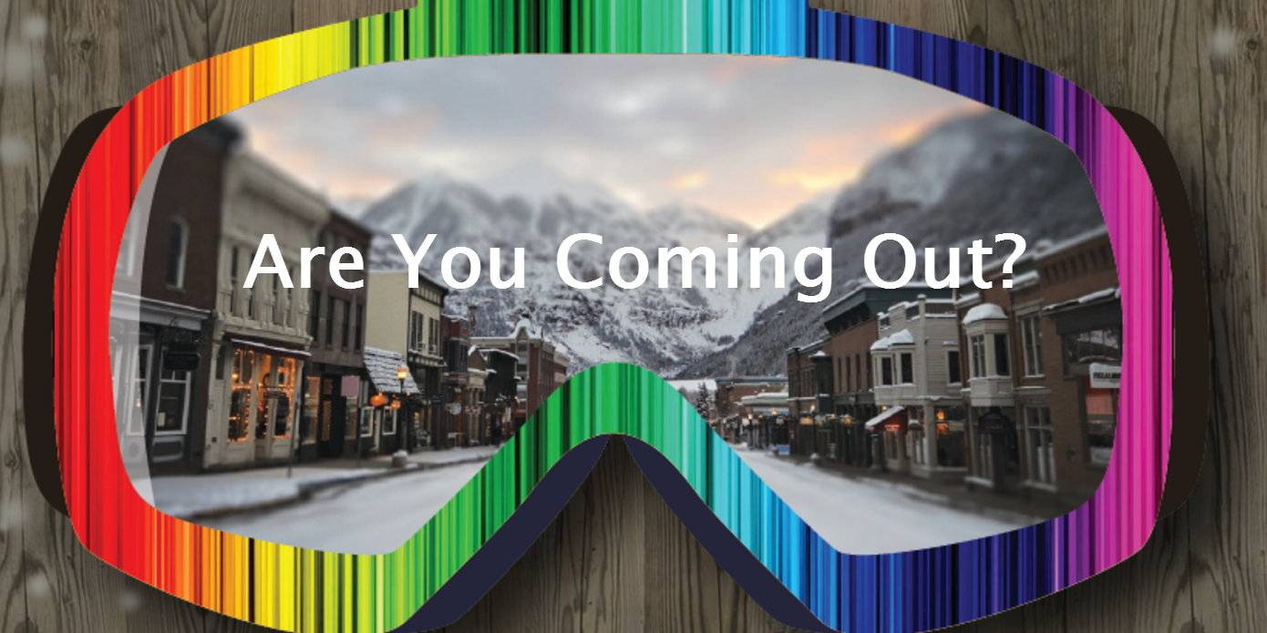 Telluride gay ski week features lots of fun parties, karaoke, drag and even fashion shows alongside all the snow fun