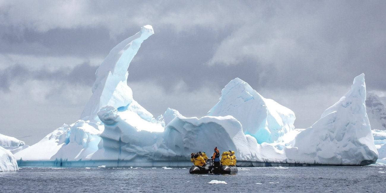 Out Adventures offers a gay Antarctica cruise that's the perfect mix of luxury, relaxation, excitement and excursions!