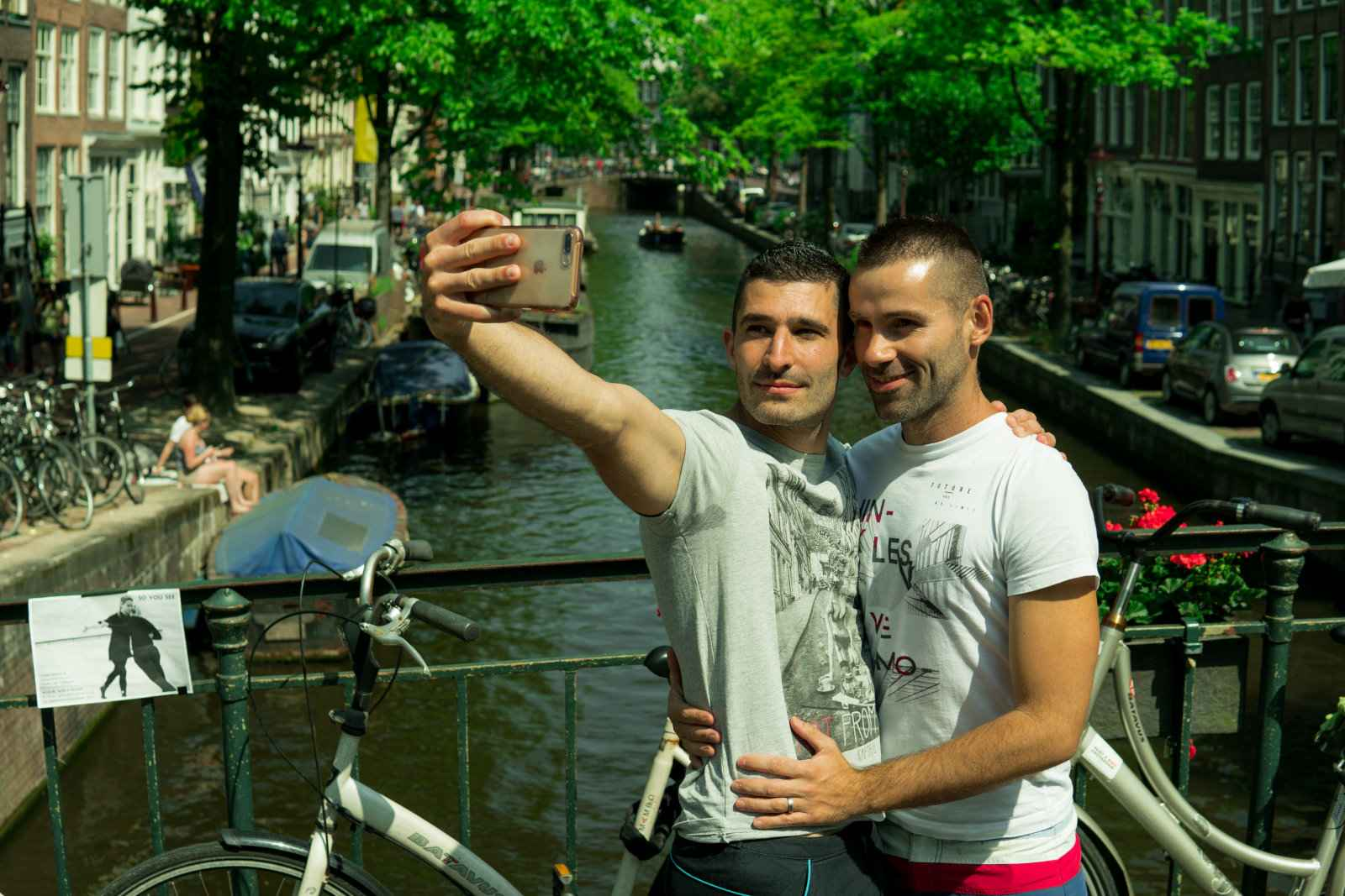 Amsterdam one of best gay travel destinations in Europe