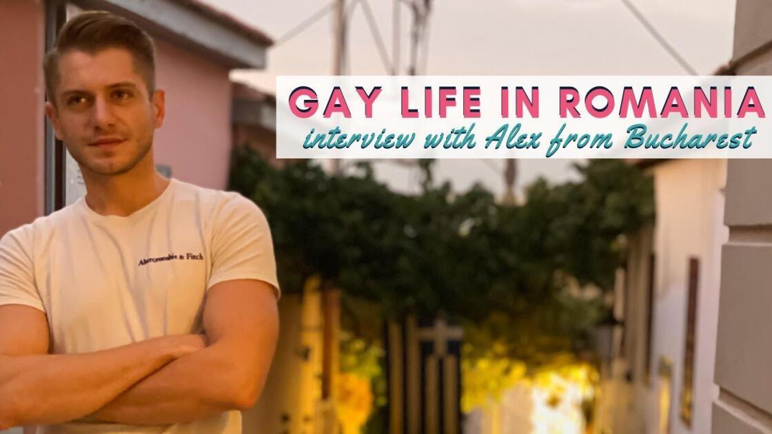 Gay Romanian boy Alexandru tells us about gay life in Romania