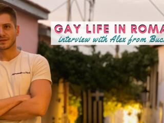 Read all about what it's like to grow up gay in Romania in our interview with local boy Alex from Bucharest