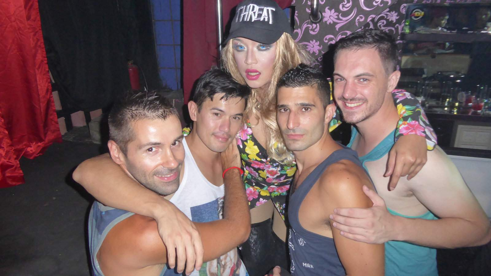 Making new friends on the Bali gay scene in Seminyak