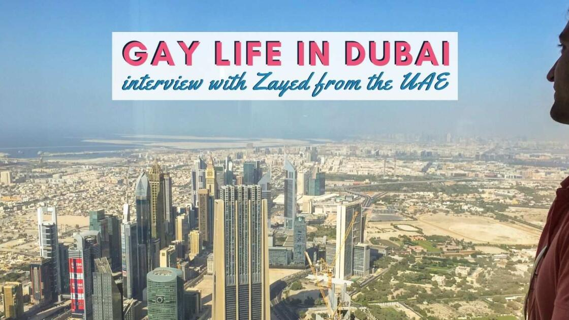 Gay Emirati Zayed, tells us about the gay life in Dubai and the UAE