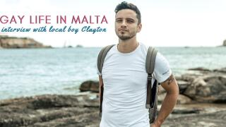 Read our interview with local lad Clayton to find out what it's like to grow up gay in Malta and where to go if you're visiting!