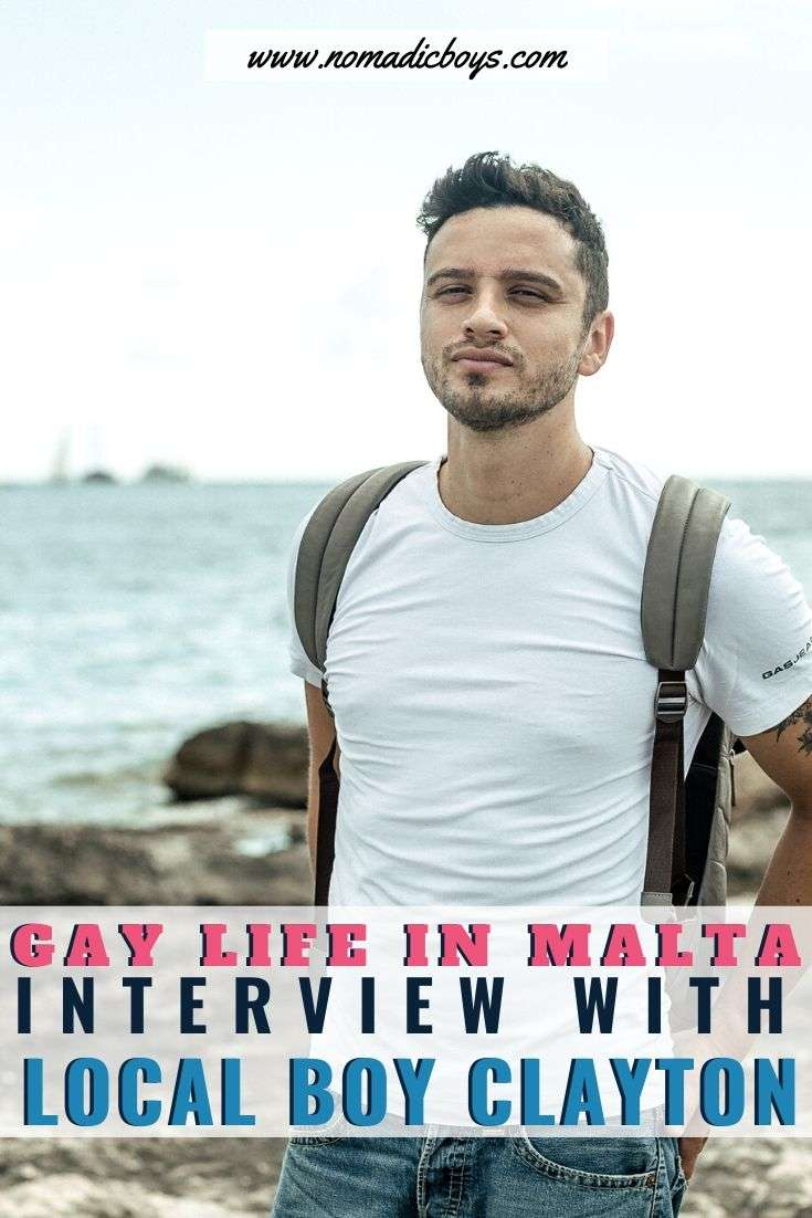 Find out what it's like to grow up gay in Malta in our interview with local boy Clayton