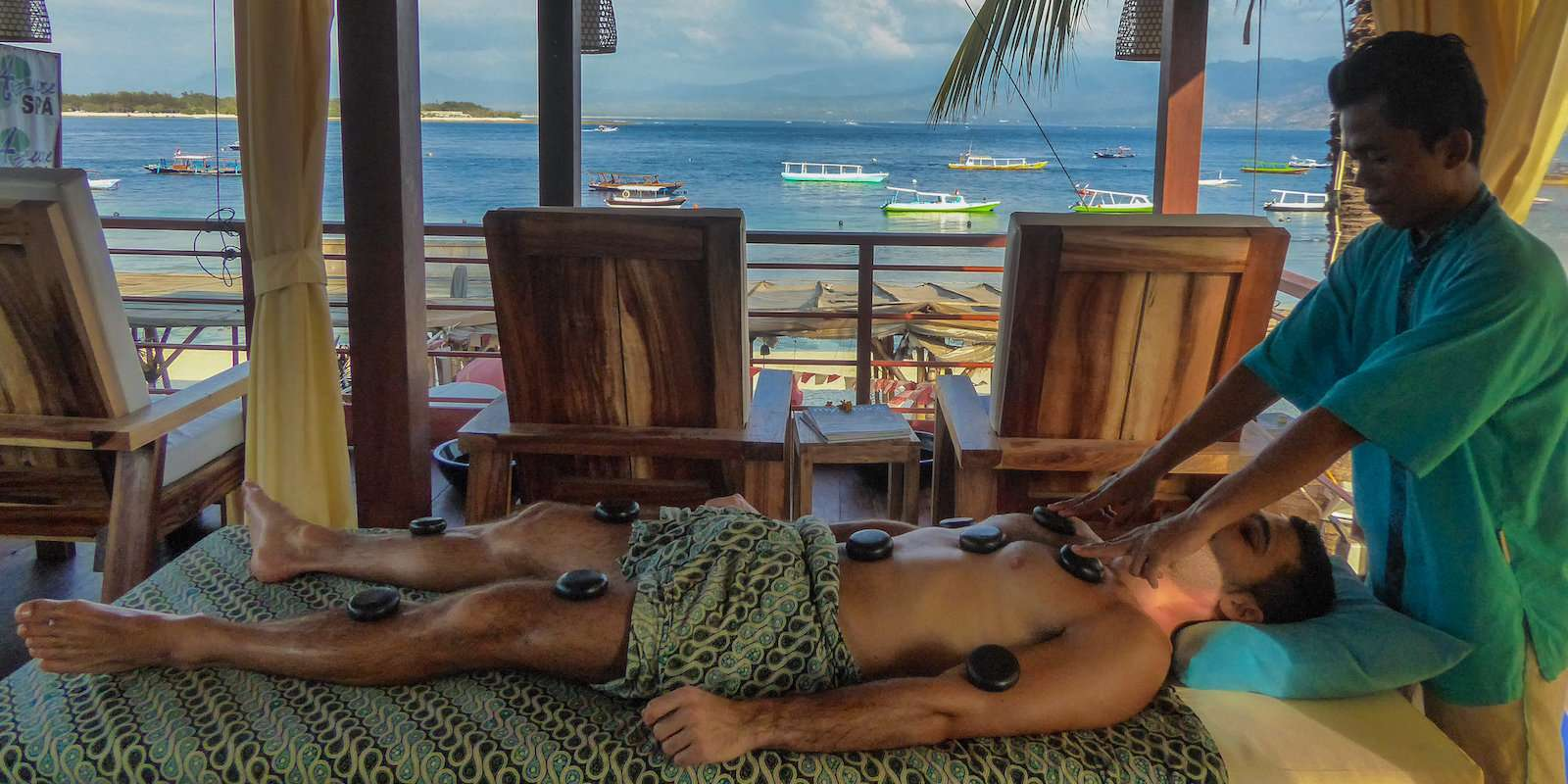 Bali is renowned for its spas and massage services, with many fabulous ones catering exclusively to gay men!