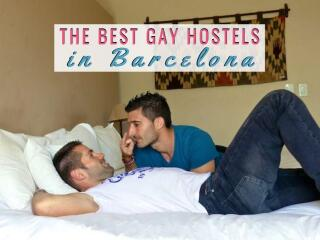 Find out which hostels in Barcelona are the best for gay travellers on a budget!