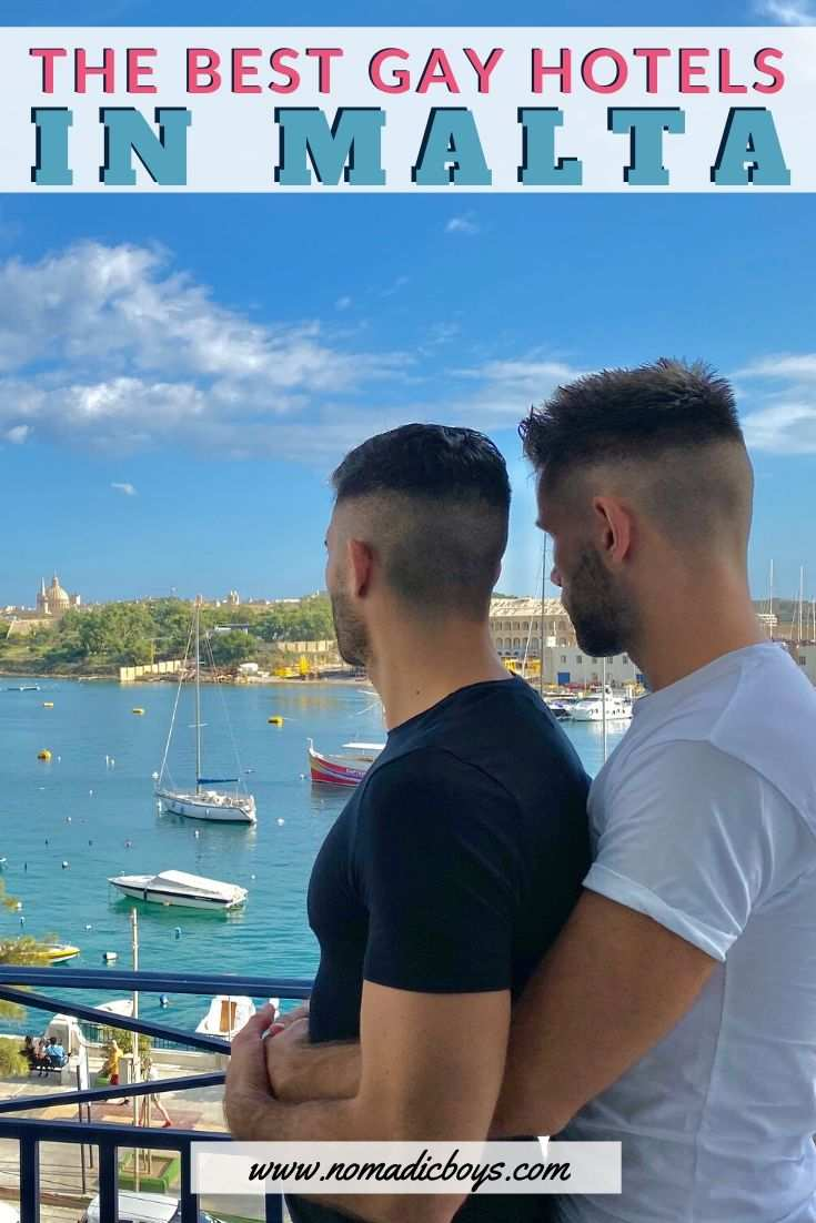 Here are our choices for the best gay hotels in Malta for all travel styles and budgets