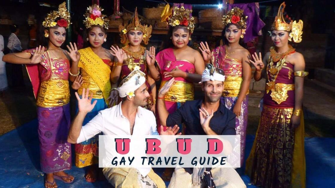 Gay Ubud: travel guide to the cultural heart of Bali