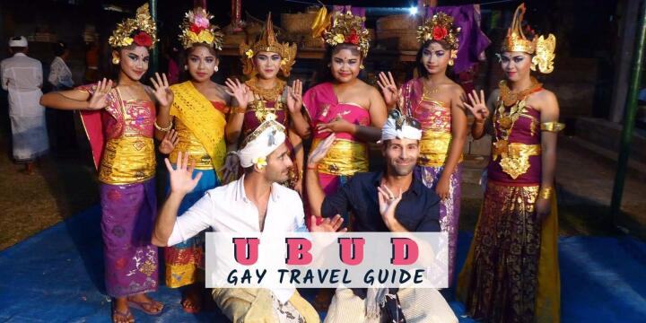 Read our full gay guide to the town of Ubud in Bali, complete with where to stay, eat, drink and party!