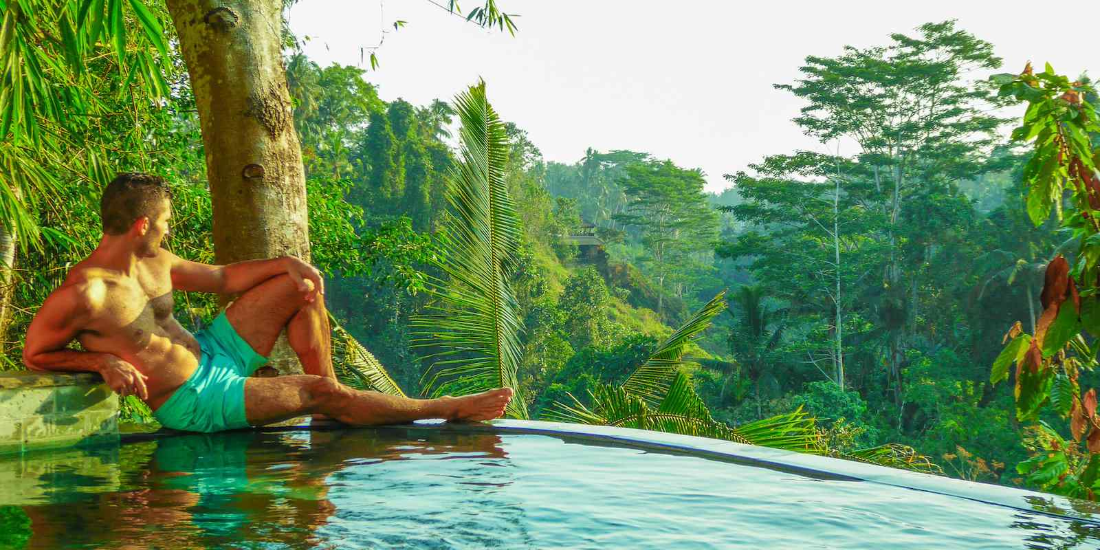 Ubud is a haven of relaxation and culture in Bali that gay travellers will love