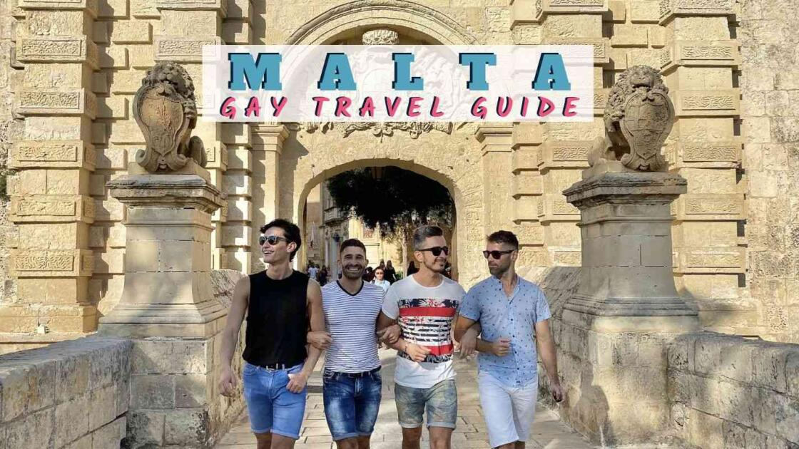 The Ultimate Gay Malta Travel Guide