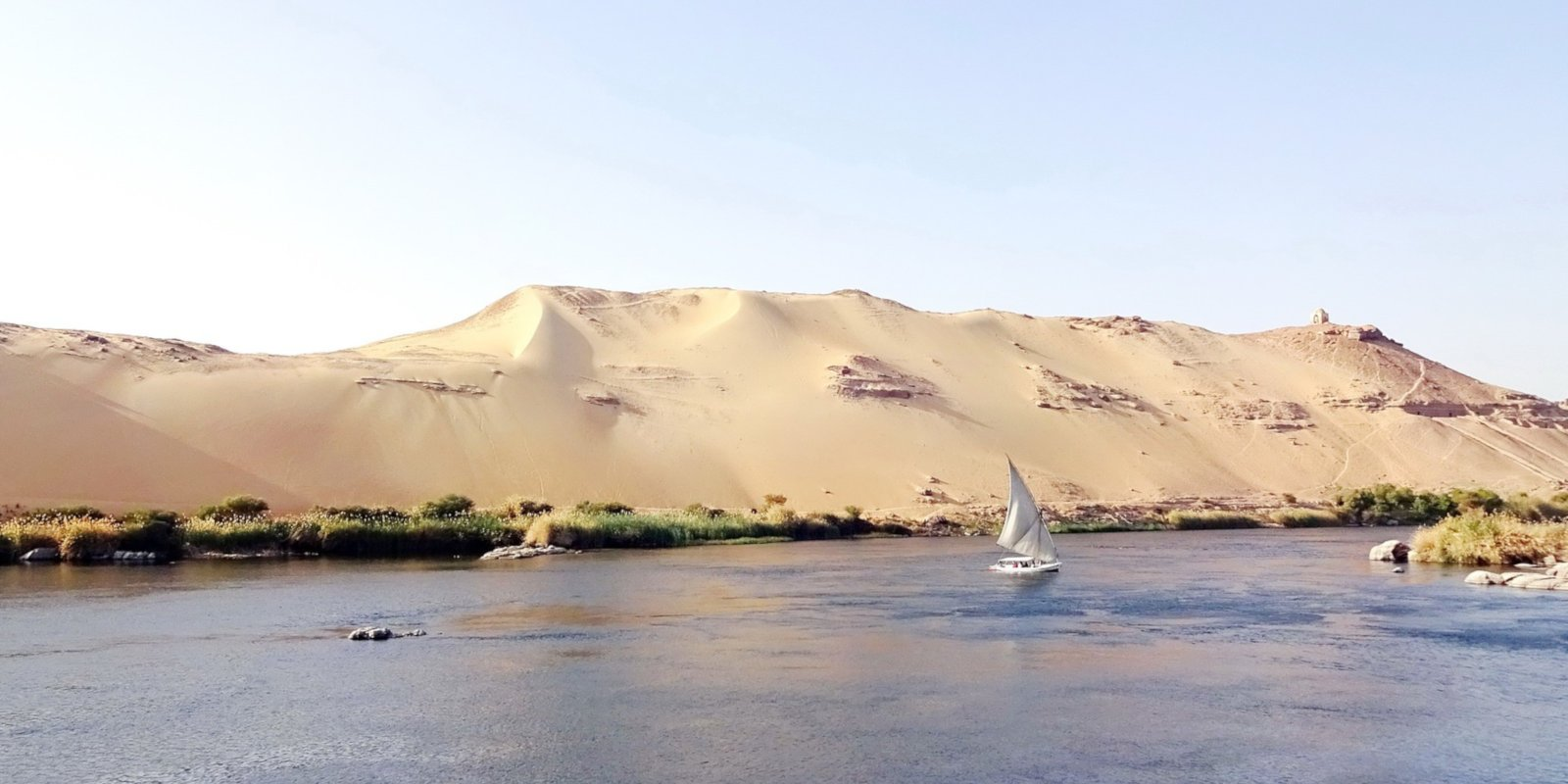 If you've ever dreamed of exploring Egypt then you'll love the He Travel gay cruise down the River Nile