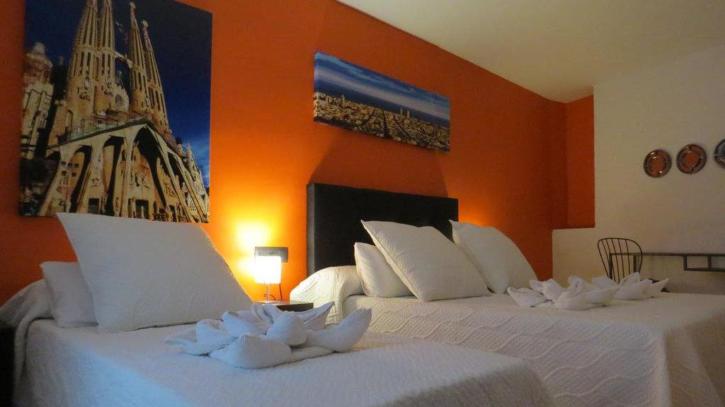 For budget accommodation close to Barcelona's best gay clubs and bars, you can't go past the comfy and clean Barcelona City Centre Hostel
