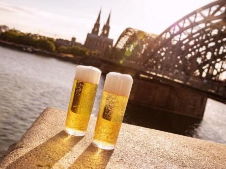 If you like beer then you can also explore the city of Cologne on a brewery tour that includes interesting history