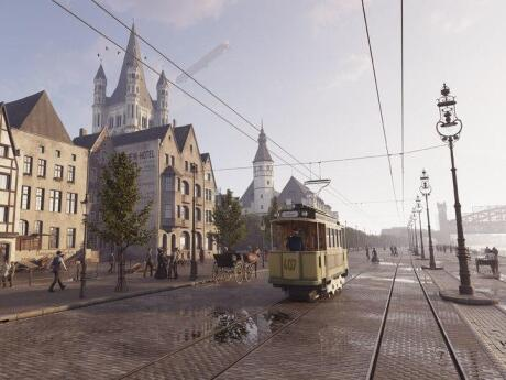 A fascinating way to learn about Cologne's history is the TimeRide virtual reality experence