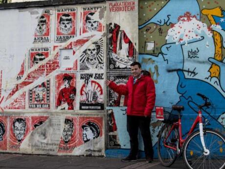 If you want to get some exercise and see Cologne's coolest graffiti then you can join a street art bicycle tour of the city's quirkiest neighbourhoods