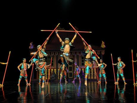 Gay Bali - if you like theatre, dance and learning about traditional culture, then you'll love the Devdan Show in Bali