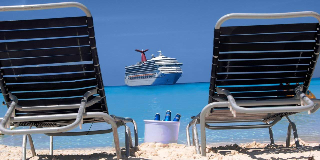 You can explore the Bahamas and other islands in the Caribbean on RSVP's 35th Anniversary gay cruise