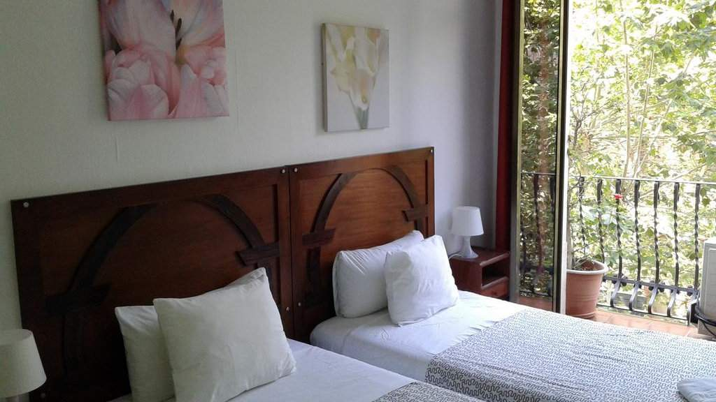 Barcelona's Hostal Absolut Stay is an excellent choice for couples who want affordable and comfortable accommodation in the heart of the Gayxample