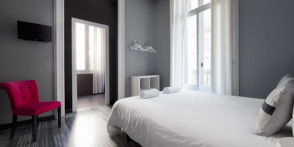 For budget accommodation that still feels like a stylish hotel, we love the gay friendly Hostal Boutique Khronos in Barcelona