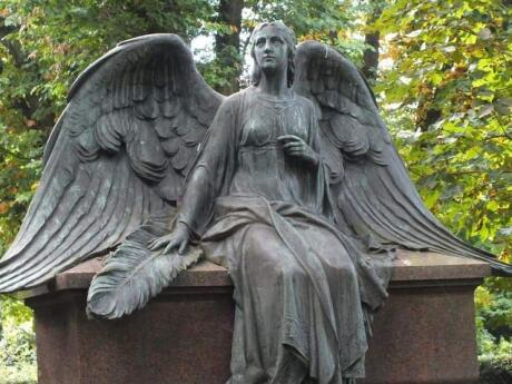 Cologne's Melaten Cemetery is a beautiful and interesting spot for a wander