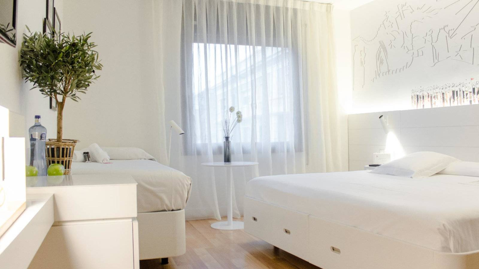 Pol & Grace is a beautiful gay-owned boutique hotel in Barcelona that's pet-friendly and so serene!