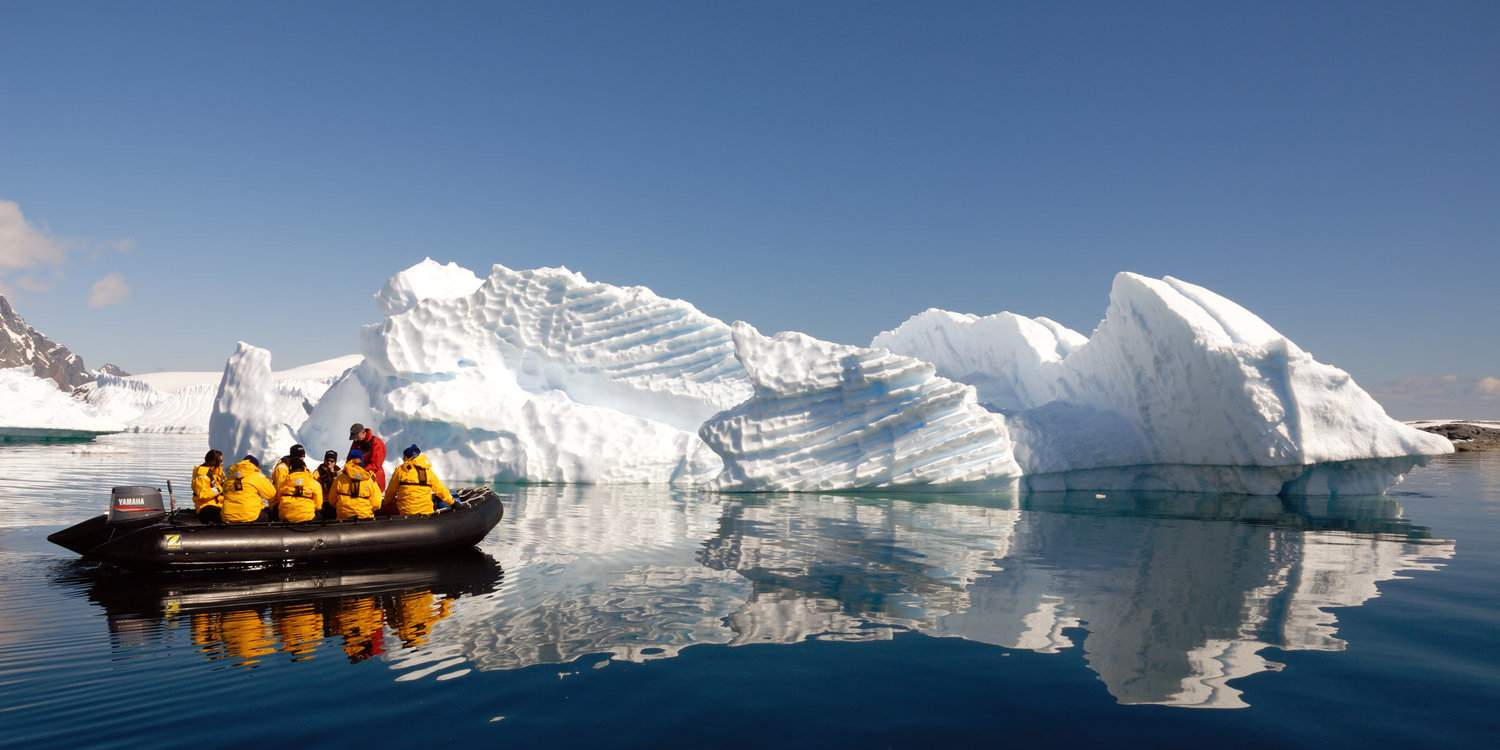 The Zoom gay cruise to Antarctica skips the Drake Passage in favour of flying, and also includes optional extras after you've visited Antarctica