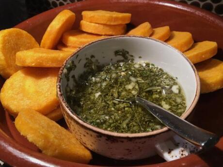 tortillas de maïs l'un des meilleurs repas au Panama