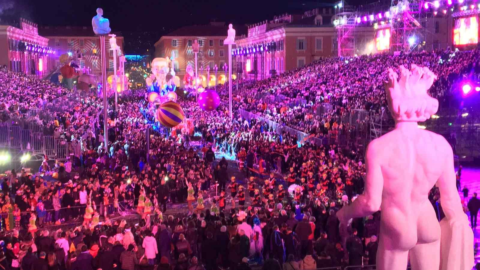 The Old Town of the city of Nice has lots of excellent gay bars and clubs