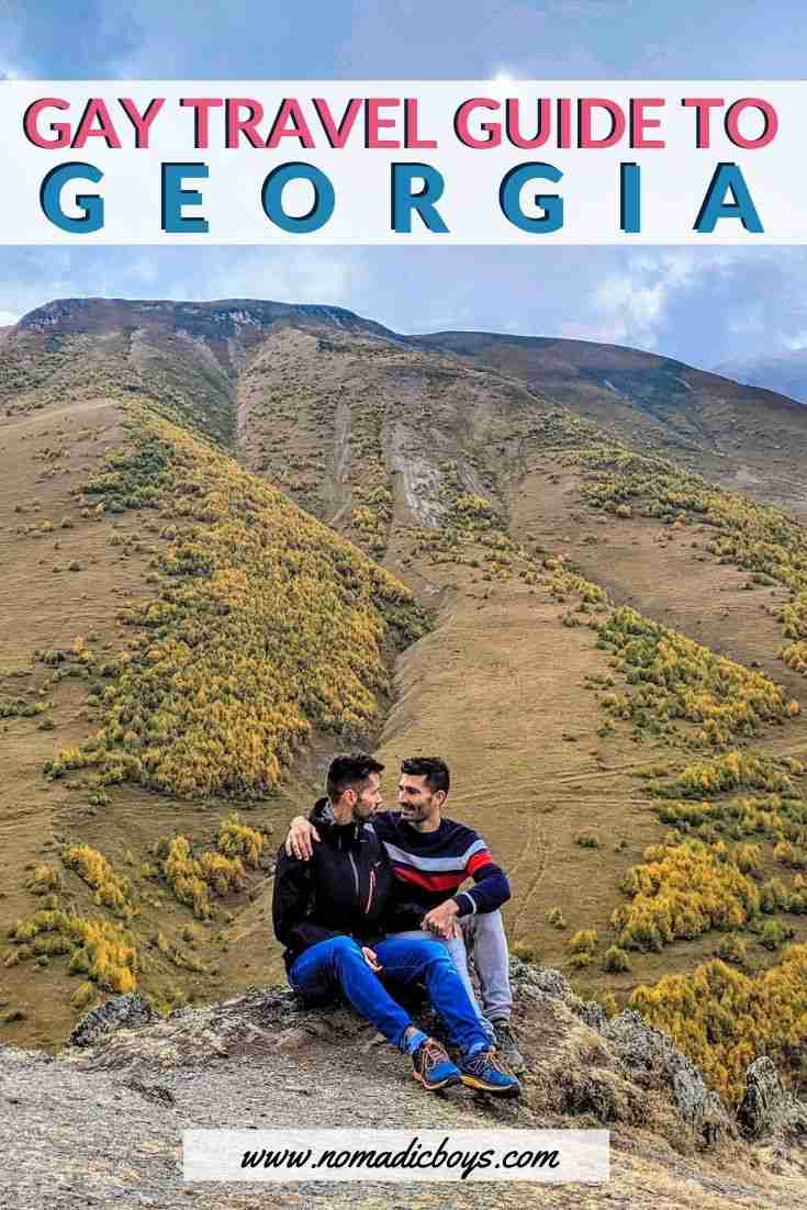 Read our full gay travel guide before you travel to the country of Georgia