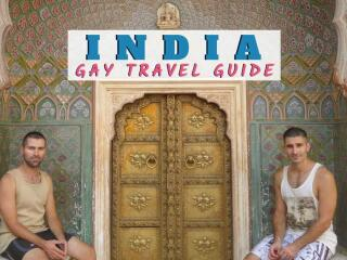 Read our compete gay travel guide to the country of India for everything LGBTQ travellers need to know