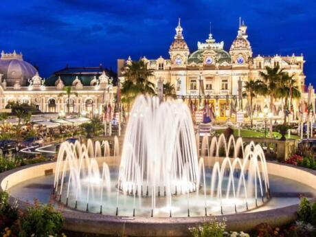 The tiny city/country of Monaco is perfect for a day or evening trip from Nice to marvel at the rich and the famous!